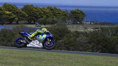 Hot Sport: Valentino Rossi Sebut Pembalap MotoGP Harus Pintar
