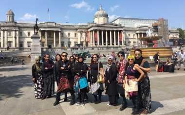 Hari Ini, Ajang Indonesian Weekend Menggebrak London