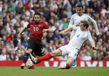 Usai Memimpin Dua Gol, Timnas Inggris Alami Nasib Apes