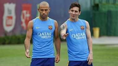 Lionel Messi Alami Cedera Usai Bela Timnas Argentina