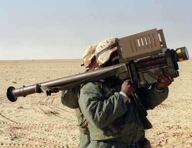 FIM-92 Stinger, Peluncur Rudal Sangar Buatan AS