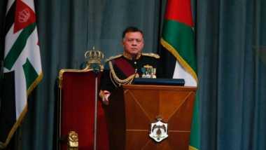 Raja Yordania Kembali Bubarkan Parlemen