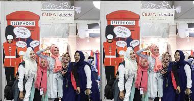 Alice Norin: Indonesia Jadi Pusat Mode Muslim Dunia? Bisa!