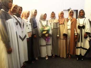 Zaskia Sungkar Olah Batik Garut untuk Koleksi Ramadan