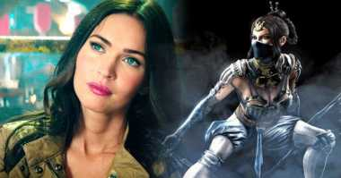 TOP MOVIE: #5 Megan Fox Ingin Main di Film Mortal Kombat