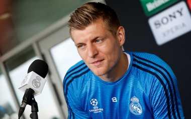 Toni Kroos Jadi Pesepakbola Jerman Pertama yang Menjuarai Liga Champions di Dua Klub Berbeda