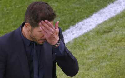 Diego Simeone Terluka Melihat Kekecewaan Fans atas Kegagalan Atletico di Final Liga Champions