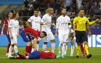 Atletico Madrid Tidak Pantas Kalah Dua Kali dari Real Madrid di Final Liga Champions