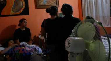 Bahagianya Ditto Jadi Ayah dan Suami Ayudia Bing Slamet