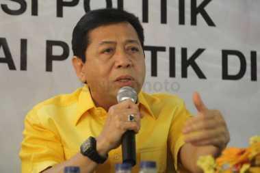 Setya Novanto Rampingkan Kepengurusan Golkar Jadi 200 Orang