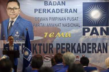 Sekjen PAN Singgung Reshuffle Kabinet di Sela-Sela Rakernas