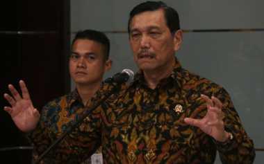 TNI AL Tangkap Kapal China, Ini Komentar Luhut