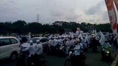 Sambut Ramadan, FPI Konvoi Keliling Depok
