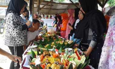 Sambut Hari Jadi Bogor, Warga Gelar Festival Mie Golosor