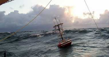 Tinggi Gelombang 5 Meter, BMKG Bengkulu Imbau Nelayan Waspada