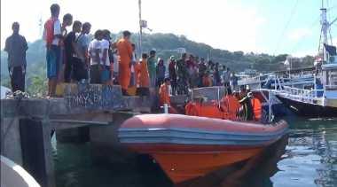 Kapal Motor Terbalik di Kawasan Taman Nasional Komodo, Satu Tewas