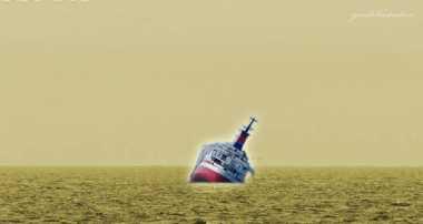 Kapal China Ditangkap di Perairan Natuna, 8 ABK Diamankan