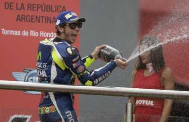 Valentino Rossi Miliki Catatan Gemilang di Sirkuit Katalunya