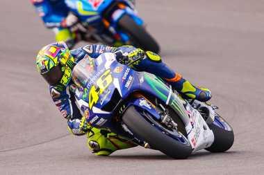 Peran Teknologi sangat Membantu Aktivitas Valentino Rossi