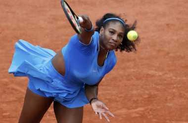 Serena Williams Melaju ke 16 Besar French Open 2016