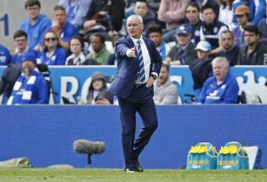 Ranieri Segera Perpanjang Kontrak dengan Leicester City