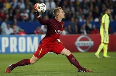 Marc-Andre ter Stegen: Barcelona Sukses Besar di Musim 2015-2016!