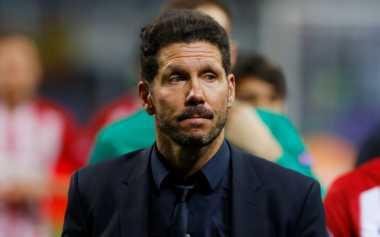 Kecewa Gagal Juarai Liga Champions, Simeone Bakal Tinggalkan Atletico