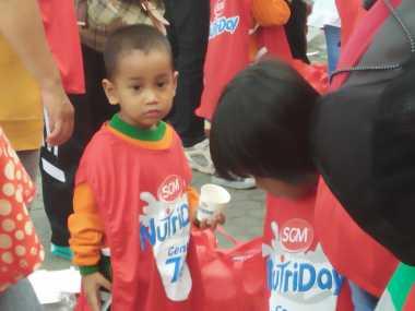 Angka Gizi Buruk Balita di Surabaya Tak Sampai 1 Persen