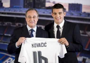 AC Milan Buka Peluang Pinjam Mateo Kovacic dari Real Madrid