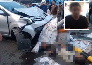 Tabrak Pasutri di Tugu Yogyakarta, Sopir Avanza Maut Mengantuk