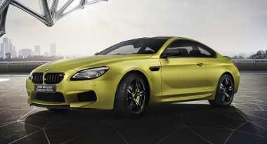 BMW M6 Edisi Spesial dari Negeri Matahari Terbit