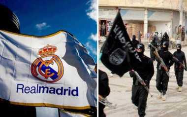 Belasan Madridista Dibantai Teroris Jelang Penalti Penentuan CR7