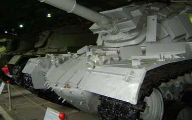 Putin Kembalikan Tank Israel yang Dimuseumkan Rusia