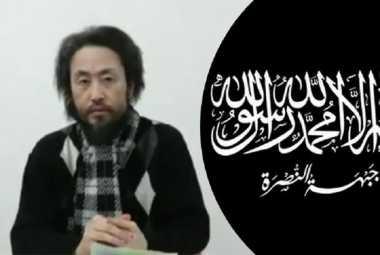 Jurnalis Jepang yang Ditangkap Al Qaeda Minta Diselamatkan