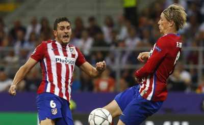 Atletico Madrid Tetap Bangga meski Dikalahkan Real Madrid di Final Liga Champions