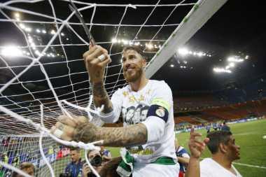 Madrid Ucapkan Terima Kasih untuk Atletico