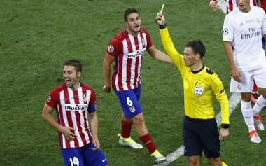 Atletico Madrid Pantas Menjadi Lawan Real Madrid di Final Liga Champions