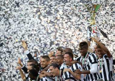 Juventus Juara Liga Champions jika Tak Ada Pemain yang Pergi