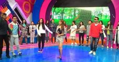 """Live Dahsyat: Host Dahsyat Tak """"Rela"""" Ayu Ting Ting ke Cecepy"""