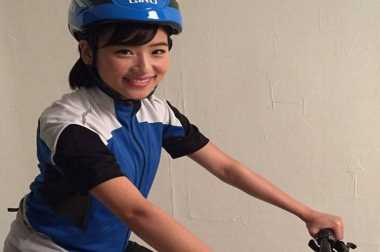 "TOP GOSSIP #9: Bersepeda Jakarta-Surabaya, Haruka ""JKT48"" Tiba di Mojokerto"
