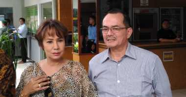 Suami Debby Sahertian Merasa Dituduh Merampok Perusahaan