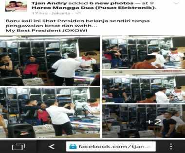 Tak Hadir di Rakernas PAN, Jokowi Pilih Pergi Bersama Anak