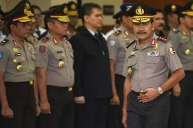 Kapolri Masih Menimbang Usulan DPR Terkait Dewan Pengawas Terorisme