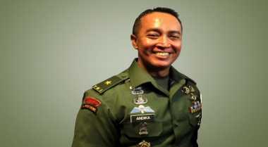 Jadi Pangdam Tanjungpura, Mayjen Andika Perkasa Diminta Jaga Perbatasan