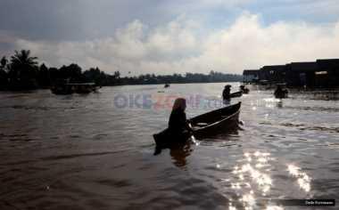 Ekspedisi Jukung Akan Taklukkan Selat Bali-Lombok