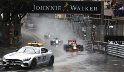 Mantan Pembalap F1 Komentari Kecepatan Mobil Safety Car yang Melebihi Batas Kecepatan di Monte Carlo