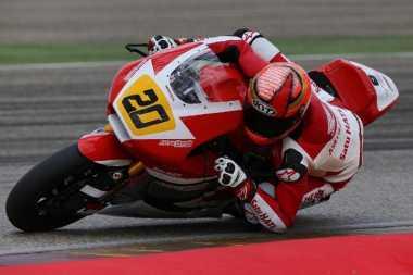 Wakil Indonesia di Moto2 Raih Poin dalam Dua Balapan