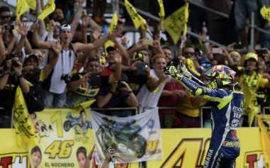 Rossi: Fans Harus Menghargai Pembalap