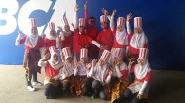 Pesan Kelompok Pendukung Mahasiswa di BCA Indonesia Open 2016