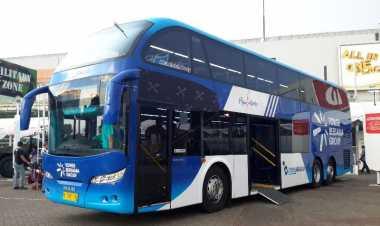 Bus Wisata Malam Jakarta, Gratis!